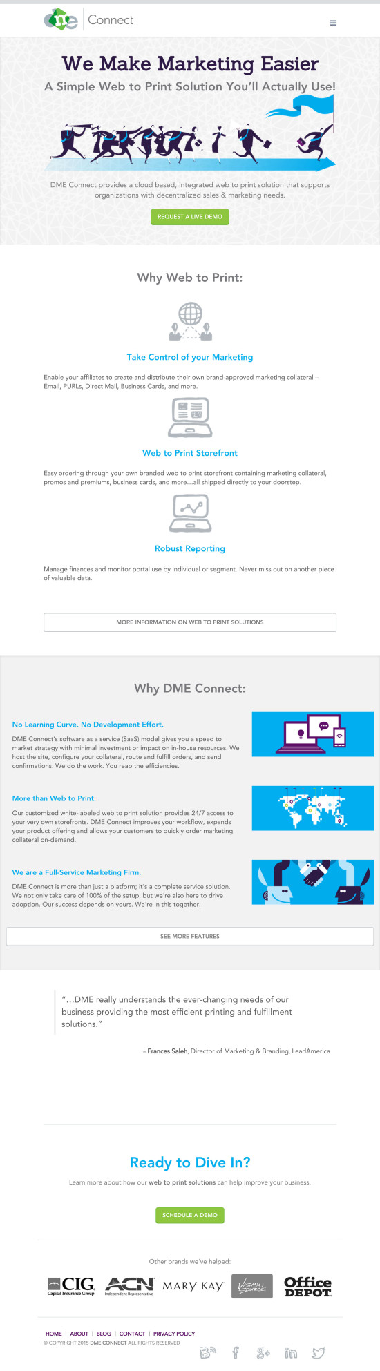 DME Connect